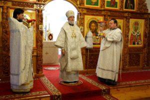 Божественная литургия г. Шадринск. 23.08.2020 г.