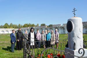 В Далматовском монастыре молитвенно почтили память зауральского краеведа и просветителя Александра Никифоровича Зырянова