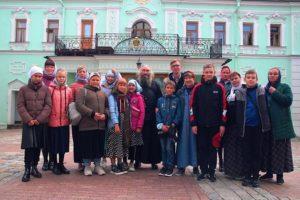 Воспитанники воскресной школы Далматовского монастыря совершили паломническую поездку в Троице-Сергиеву Лавру и г. Москву