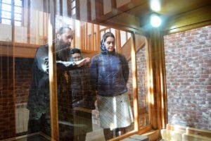Далматовский монастырь посетила уполномоченный по защите прав предпринимателей Свердловской области Елена Артюх