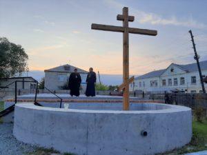 Благочинный Западного церковного округа протоиерей Алексий Фасола с рабочим визитом посетил приход храма в честь Покрова Пресвятой Богородицы п. Юргамыш