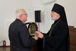 Епископ Владимир в качестве почетного гостя принял участие в первом заседании Шадринской городской Думы VII созыва
