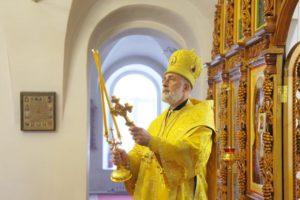 Божественная литургия г. Шадринск. 20.09.2020 г.