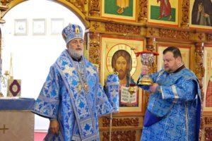 Божественная литургия г. Шадринск. 25.09.2020 г.