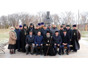 Представители Шадринской епархии приняли участие в выездном заседании Курганского отделения Императорского Православного Палестинского Общества