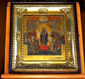 В Далматовской обители отметили престольный праздник в честь иконы Божией Матери «Всех скорбящих Радость»