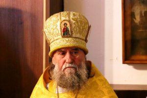 В число братии Далматовской обители принят архимандрит Василий (Ожерельев)