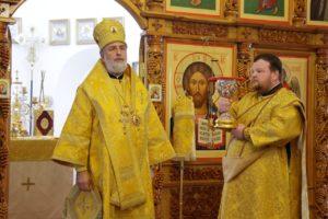 Божественная литургия г. Шадринск. 15.11.2020 г.