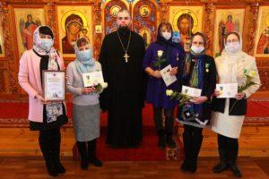 Шадринским медикам вручили Медали Русской Православной Церкви «Патриаршая благодарность»