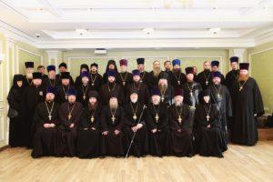 Преосвященнейший Владимир возглавил годовое Епархиальное собрание