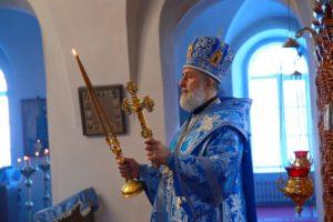 Божественная литургия г. Шадринск. 21.02.2021 г.