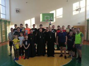 Команда Шадринской епархии заняла второе место в межепархиальном турнире по мини-футболу