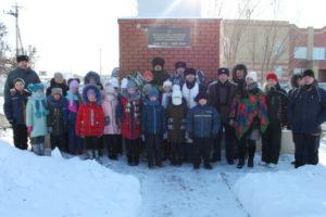 Протоиерей Владимир Швидкий принял участие в мероприятии, посвященном Дню защитника Отечества