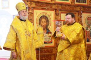Божественная литургия г. Шадринск. 07.02.2021 г.