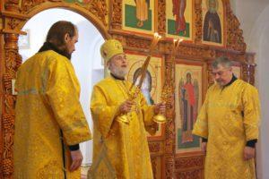 Божественная литургия г. Шадринск. 09.02.2021 г.