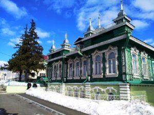 В рамках деятельности епархиального древлехранителя игумен Варнава (Аверьянов) совершил поездку в Мишкинский и Куртамышский районы
