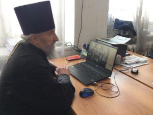 Протоиерей Алесандр Тимушев присутствовал на родительском собрании по вопросу выбора модуля в рамках курса «Основы религиозных культур и светской этики»
