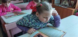 Библиотеке воскресной школы при Петропавловском храме г. Куртамыша подарили книги из серии «Детям о православной культуре»