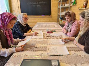 В воскресной школе «Свечечка» при Успенском храме г. Шумихи состоялось собрание педагогического совета