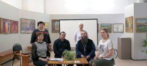 Игумен Варнава (Аверьянов) принял участие в заседании рабочей группы межведомственного Совета по развитию туризма в Далматовском районе