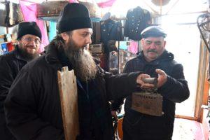 Древлехранитель епархии посетил Шадринский краеведческий музей и частный музей Александра Косцова в д. Деулина