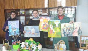 Подведены итоги епархиального конкурса детского творчества «Пасхальные краски»