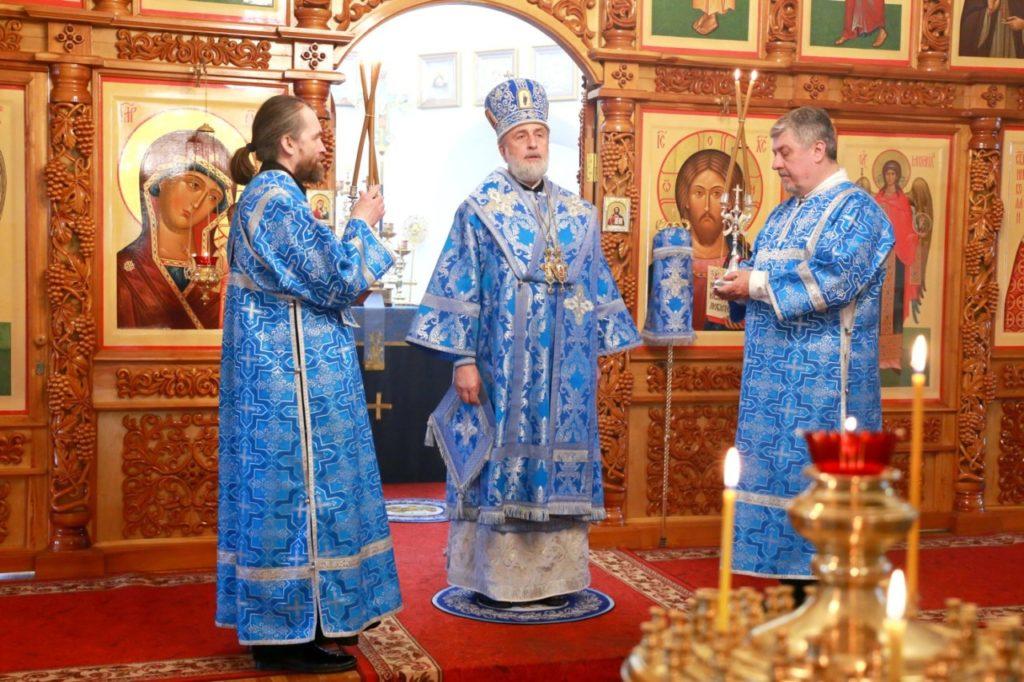 Вечернее богослужение г. Шадринск. 16.04.2021 г.