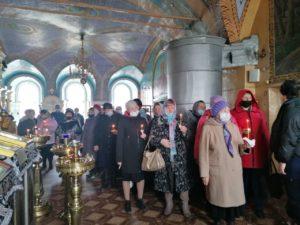 В Куртамыше молитвенно почтили память ликвидаторов аварии на Чернобыльской АЭС