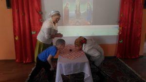 «Пасхальные забавы» в селе Усть — Миасское Каргапольского района