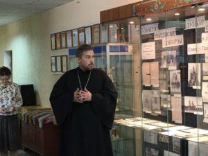 Открыта выставка, посвященная 250-летию начала строительства собора в честь Преображения Господня г. Шадринска