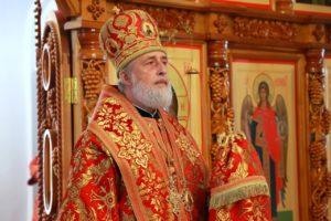 Божественная литургия г. Шадринск. 09.05.2021 г.