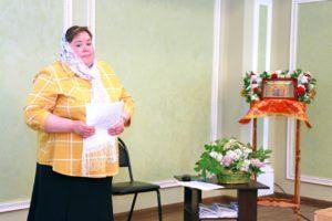 «Служение Слову — словом». Творческая встреча с членом Союза писателей России Наталией Пушкаревой