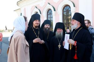Епископ Владимир наградил участников IV колокольного фестиваля Шадринской епархии «Пасхальные звоны»