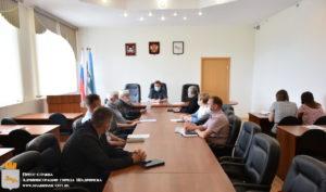 Руководитель Отдела по молодежной работе и миссионерскому служению иерей Димитрий Дряннов принял участие в совещании рабочей группы Администрации города Шадринска по противодействию экстремизму