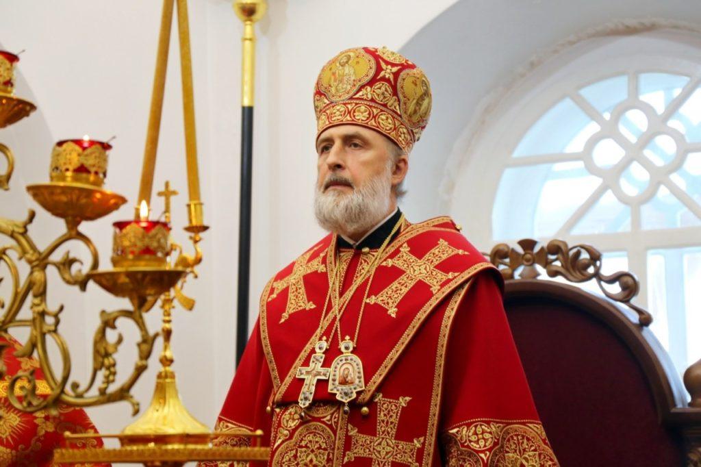 Пасхальное послание епископа Шадринского и Далматовского Владимира