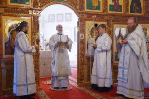 Божественная литургия г. Шадринск. 14.06.2021 г.
