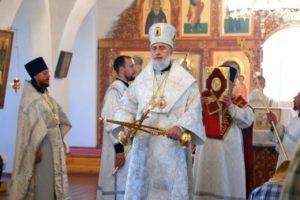 Божественная литургия г. Шадринск. 13.06.2021 г.