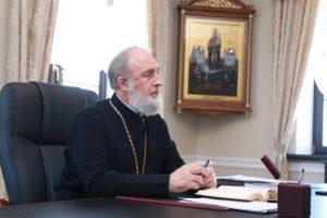 Владыка Владимир возглавил рабочее совещание