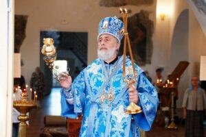 Божественная литургия г. Шадринск. 21.07.2021 г.