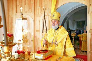 Божественная литургия г. Шадринск. 25.07.2021 г.
