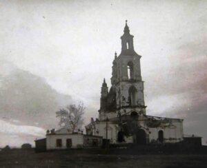 Из истории храма в честь Трёх Святителей села Карачельское Шумихинского р-на Шадринской епархии