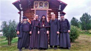 Путешествіе намѣстника и братии Успенскаго Далматовского мужского монастыря къ старообрядцамъ