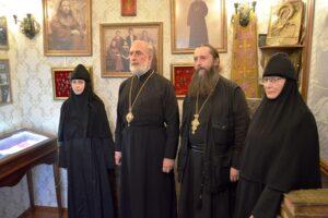 В женском монастыре в честь Похвалы Божией Матери с. Боровское начались работы по реконструкции и расширению монастырского музея