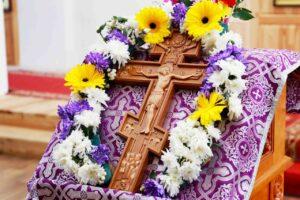 Божественная литургия г. Шадринск. 27.09.2021 г.