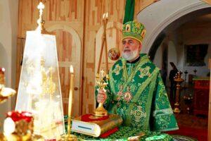 Божественная литургия г. Шадринск. 08.10.2021 г.